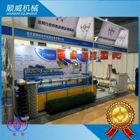 2.5T Weight Chain Link Fence Making Machine Single Wire / Double Wire Manufactures