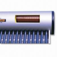 High efficiency solar water heater with copper coil Manufactures