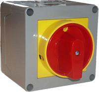 IP66 waterproof isolating switch Manufactures