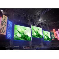 P8 Double Sided Led Display Full Color Advertising 120° /120° Viewing Angle Manufactures