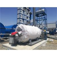 Industry Oil Gas Fired Hot Water Boiler Heating System High Efficiency Manufactures