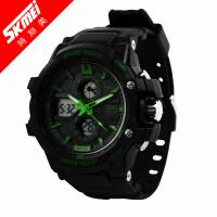 China Sports Outdoor Analog Digital Wrist Watch S-shock Style For Couple on sale
