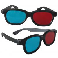 Cheapest Price Blue And Red 3D Glasses For 3D Moive Projector Eye Glasses Home Use Manufactures