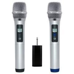 China UHF Wireless Microphone Receiver Set U20 on sale