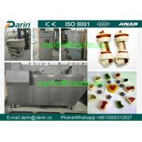 Pet Chewing Gum Machine / dog Chewing Snack Pet Food Production Line Manufactures