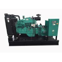 Cheap Open Diesel Generator Set , Three Phase Diesel Powered Generator Water Cooling for sale