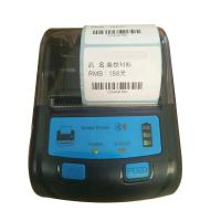 Lable Printer Android IOS thermal printer 58mm bluetooth&usb interface Manufactures