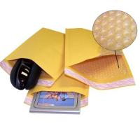 yellow bubble envelopes in size  30*40+4.5cm packaging Consumer electronics manufacture in china Manufactures