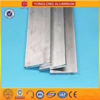 China Industry Anodized Aluminum Profiles Sheet For Building Flat Shaped on sale