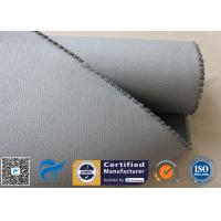 """Buy cheap 1600gsm 1.2mm 39"""" Silicone Coated Fiberglass Fabric Heavy Duty Materials from wholesalers"""