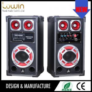 China 2015 Popular 30W amplifier wireless microphone speaker , fm radio speaker with usb port on sale