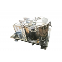 Top Discharge Basket Centrifuge / Industrial Hemp Oil Extraction Machine Manufactures