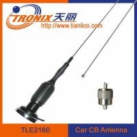 27mhz radio cb antenna/ magnetic mount cb car antenna TLE2160 Manufactures