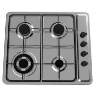 60cm stainless steel built in gas hob Manufactures