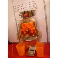Cheap Stainless Steel Orange Juicer Machine High Efficiency 110V / 220V for sale