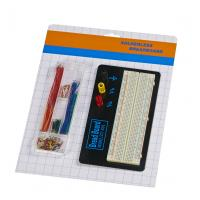 Buy cheap Aluminum Plate Electronics Breadboard Kit 70 Pcs Jumper Wires Kits from wholesalers
