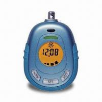 UV Detector, Measures 70 x 48 x 19mm, with Time Display at Sleep Mode and Sunburn Alarm Feature Manufactures