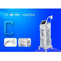 Big Spot Size Facial 808nm Diode Laser Hair Removal Machine 10ms - 400ms Pulse Duration Manufactures