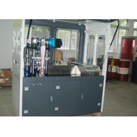 PLC Automatic Card Punching Machine With Servo Motor For PVC ViSA Card Making Manufactures