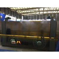 Construction Oil Heating Textile Stenter Machine Horizontal Roller Chain Transmission Manufactures