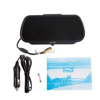 Quality Hd Rearview Monitor With Bluetooth Handsfree And Multimedia Play Car Electronics Products for sale