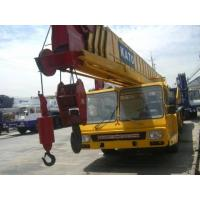 Buy cheap Used Truck Cranes of Kato 50t,35t,40t,25t from wholesalers