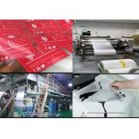 High Quality Matte Cold Peel Heat Transfer Film At Competitive Prices For Screen Printing With Plastisol Heat Transfers Manufactures