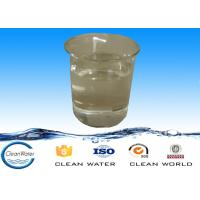 Solid Content ≥ 40% Flocculant Poly Dadmac Dynamic Viscosity 8000-12000 Colorless Or Light Color Liquid Manufactures