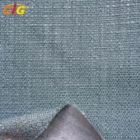 Jacquard Sofa Upholstery Fabric With Various Colors For Sofa / Curtain Manufactures