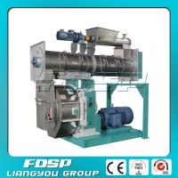 Cheap Large capacity animal feed pellet mill machine with CE certification for sale
