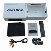 Nagra 3 Twin Tuner IKS Receiver Vivo Box for South America Manufactures