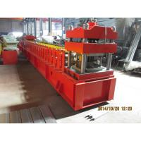 Cheap 11 KW 45# Steel Metal Roll Forming Machine / Cold Roll Forming Machine for sale