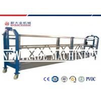 Cheap Steel / HDG / Aluminum Suspended Working Platform Fondola Scaffolding For Construction for sale