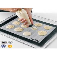 PTFE Non Toxic Baking Sheet BBQ Heat Proof Silicone Mat Manufactures