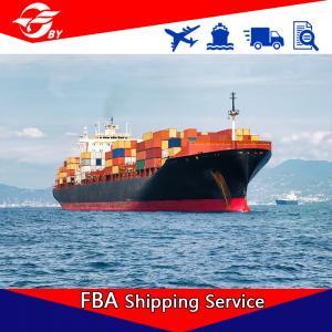 DDU Sea Freight Forwarder China To USA Dubai Australia Thailand Malaysia Manufactures