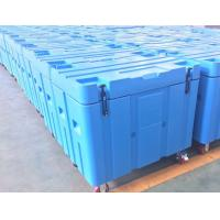 China Dry ice box/CO2 box/solid carbon dioxide box/dry ice container/insulated dry ice box/PE material on sale