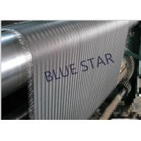 Ducth Weave Stainless Steel Wire Mesh Roll , Fine Metal Mesh Screen For Filter Manufactures