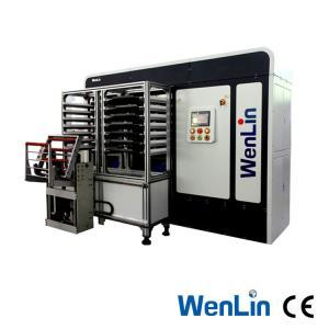 Plastic rfid magnetic stripe card Board Laminating Machine380V Manufactures