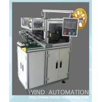 Motor armature insulate paper inserting core and winding coils insulation machine WIND-IP Manufactures