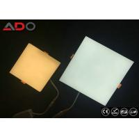 Buy cheap 12 W Rimless LED Slim Panel Light With Isolated IC Constant Current Driver from wholesalers
