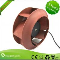46db 175mm DC Brushless Blower Fan With Equipment Cooling Manufactures