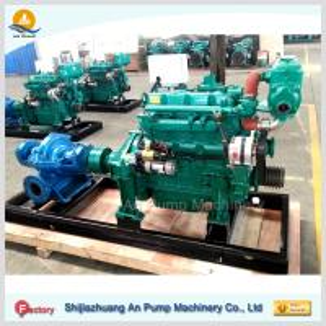 China Double suction urban drainage project split case pump on sale