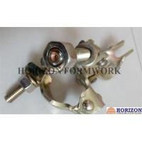 Electrical Galvanized Scaffold Double Coupler EN74 For Pipe Dia 48.3x48.3mm Manufactures
