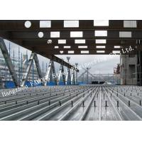 Bondek Alternative Structural Steel Deck For Concrete Construction Formworks Manufactures