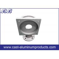 A356 / A380 Aluminum Alloy Sand Casting Products For Industrial Manufactures