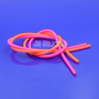 Clear 4.0mm OD 2.0mm ID Medical Grade Silicone Tubing Manufactures