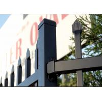 Welding or Assembled Spear Top Fencing Manufactures
