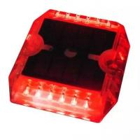 New arrived 12led lights with PC material solar road stud Manufactures