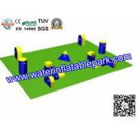 11 pieces Paintball Inflatable Bunker for Games ,  Inflatable paintball field Manufactures