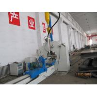 Cheap 60 - 500mm lighting pole welding machine /  production line for road lamp for sale